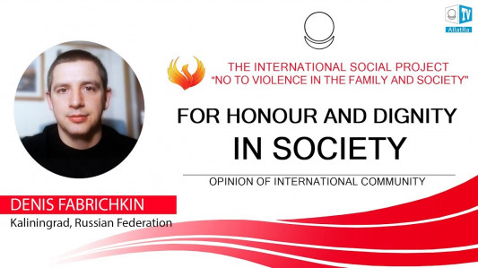 FOR HONOUR AND DIGNITY IN SOCIETY