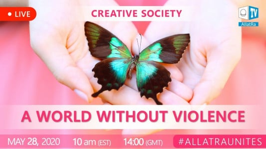 A World without Violence   Creative Society