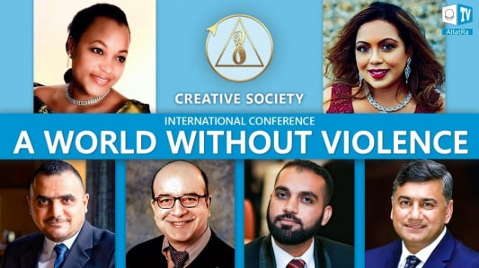 A World without Violence   Creative Society. The 3d International Global Conference