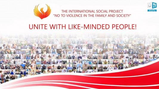 Unite with like-minded people. Social video